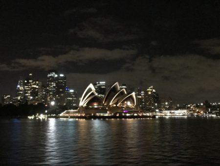 Arrivée en Aussie : Sydney je t'aime