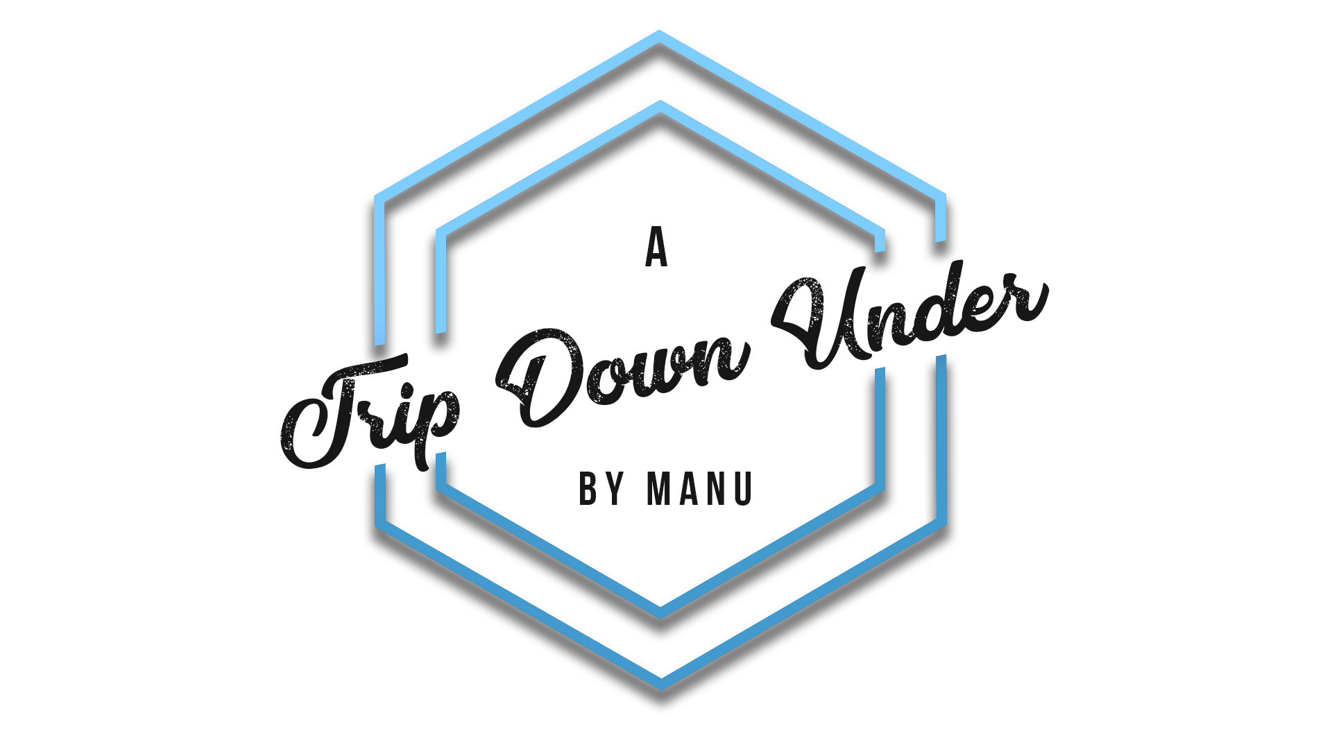 A Trip Down Under By Manu