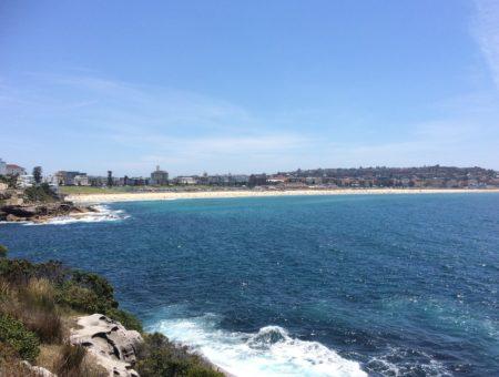 Dernière semaine à Bondi Beach, Sydney, NSW