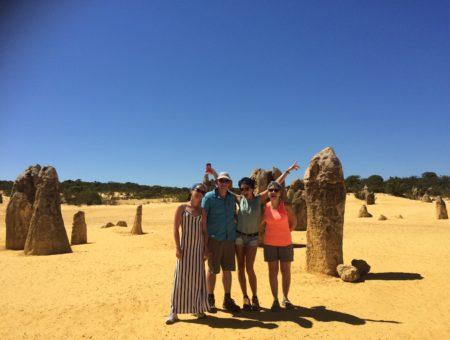 De marguaret river à pinnacles Desert en passant par Yanchep national parc pour finir en beauté à Perth : Jouffatrèstrèsbien!